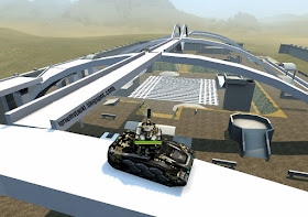 Test server of tanki online