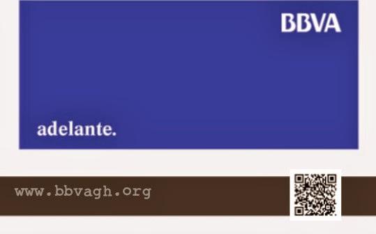 Kartilla BBVA 2013-14