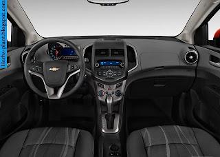 chevrolet sonic car 2013 dashboard - صور تابلوه سيارة شيفروليه سونيك 2013