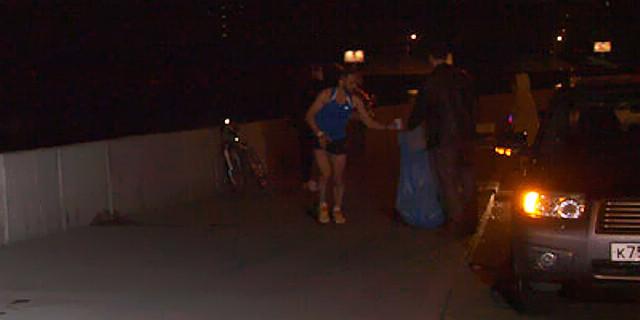 Бег в Летнюю Ночь 2011 | без репетиций и дублей