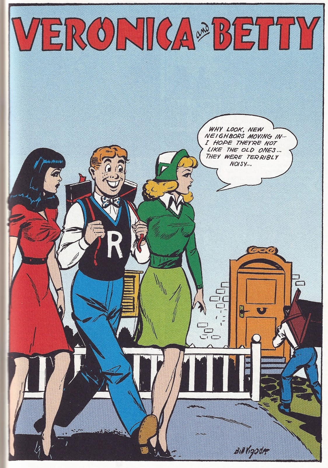 how to draw weatherbee archie