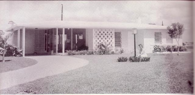 Cape Coral Florida 1950's
