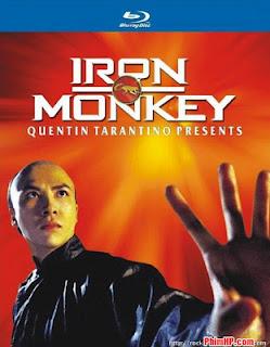 Con Khỉ Sắt - Iron Monkey