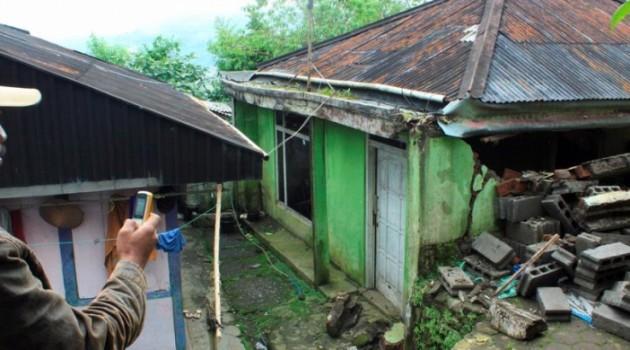 Gempa 5,4 Skala Ritcher Guncang Lombok Utara