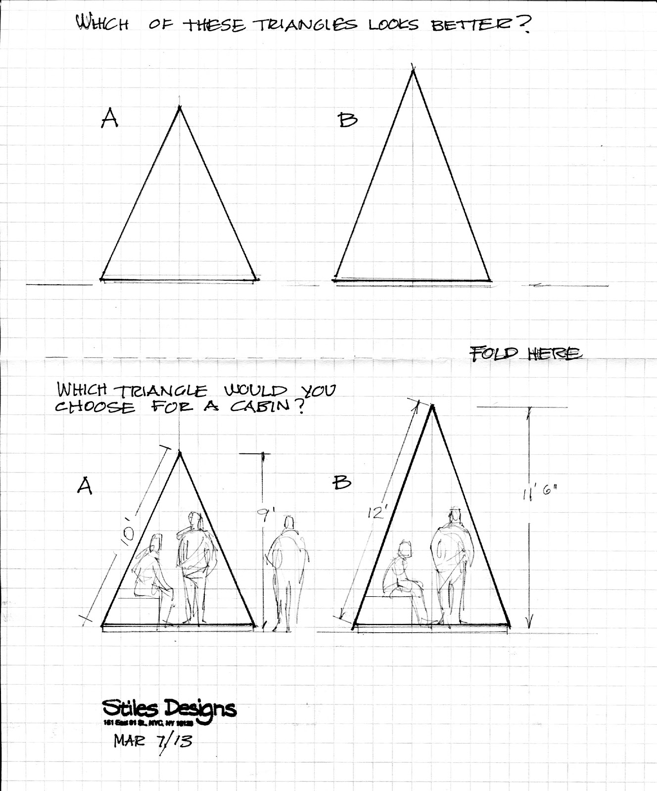 Relaxshacks.com: YOUR INPUT on a Micro/Tiny A-frame Cabin- that ...