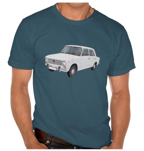 Soviet VAZ-2101 shirt