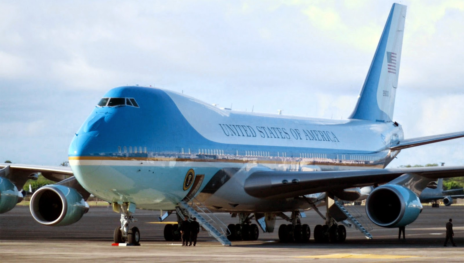 Boeing 747-8 Dipilih Jadi Air Force One si Pesawat Obama