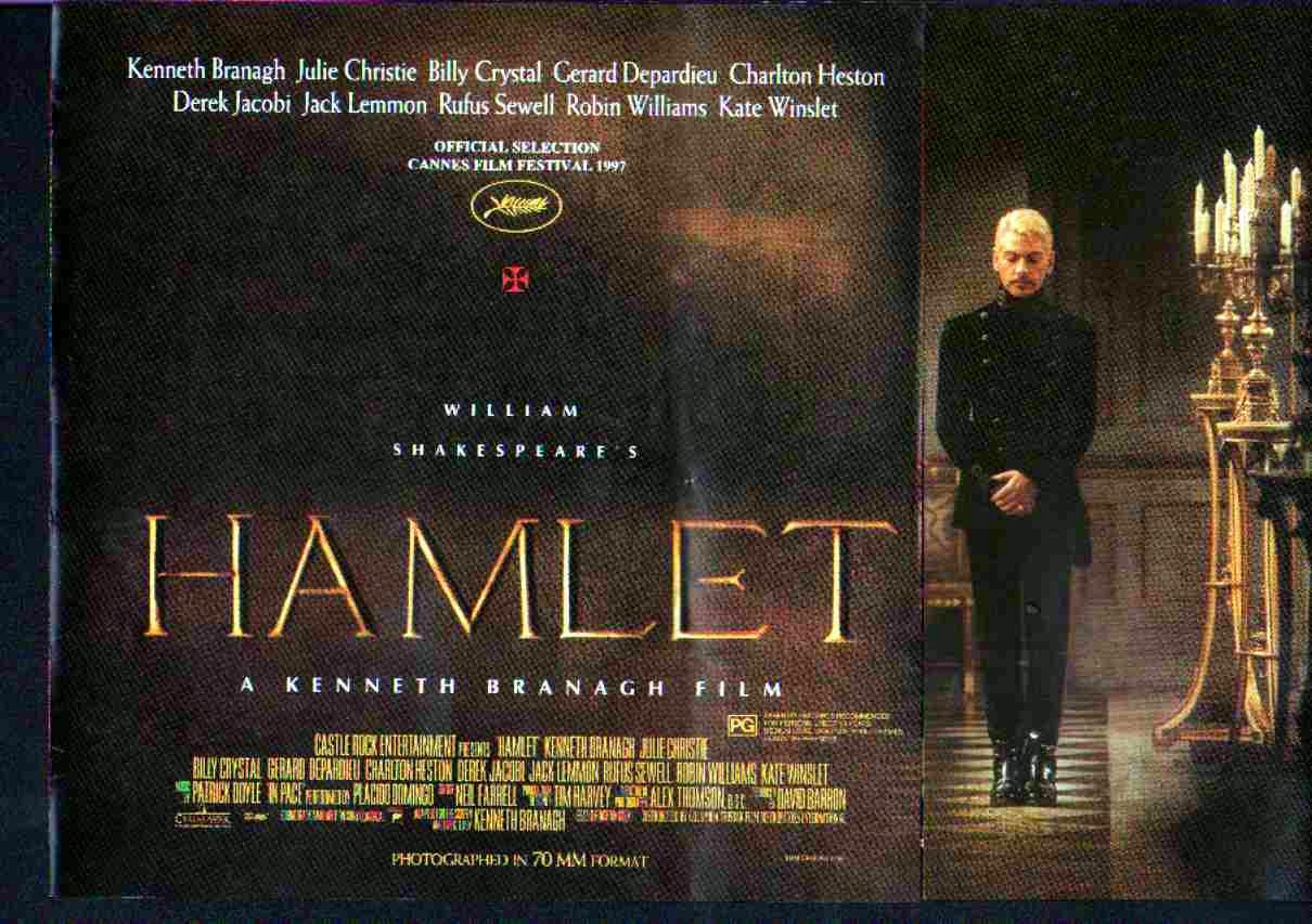 a comparison of the movie and book versions of hamlet Read this essay on comparison of little women book and movie there are dozens of versions of this book in hamlet movie scene comparisonhamlet movie.