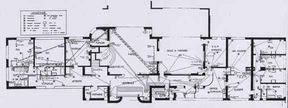 le blog des amis de la villa cavrois des quipements la pointe de la modernit. Black Bedroom Furniture Sets. Home Design Ideas