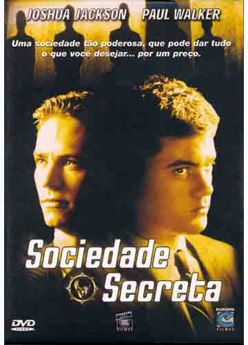 Filme Sociedade Secreta Online Dublado