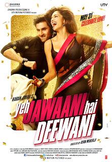 Tuổi Trẻ Rực Lửa - Yeh Jawaani Hai Deewani 2013