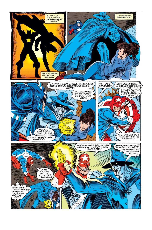 Captain America (1968) Issue #439 #389 - English 20