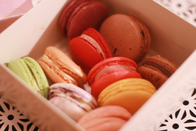 Fashion Bloggers' Delight AKA My Macaron Migraine