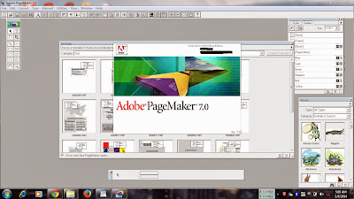 Adobe pagemaker 7 software is the ideal page layout program for business, education, and small