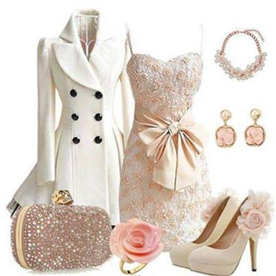Perfect Outfit For Winter Wedding