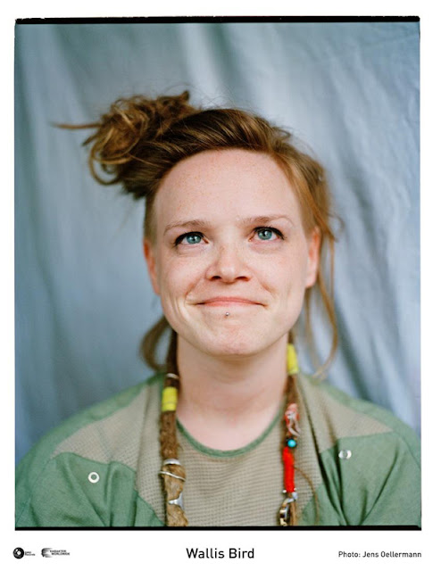 Wallis Bird, crédit Oeellermann