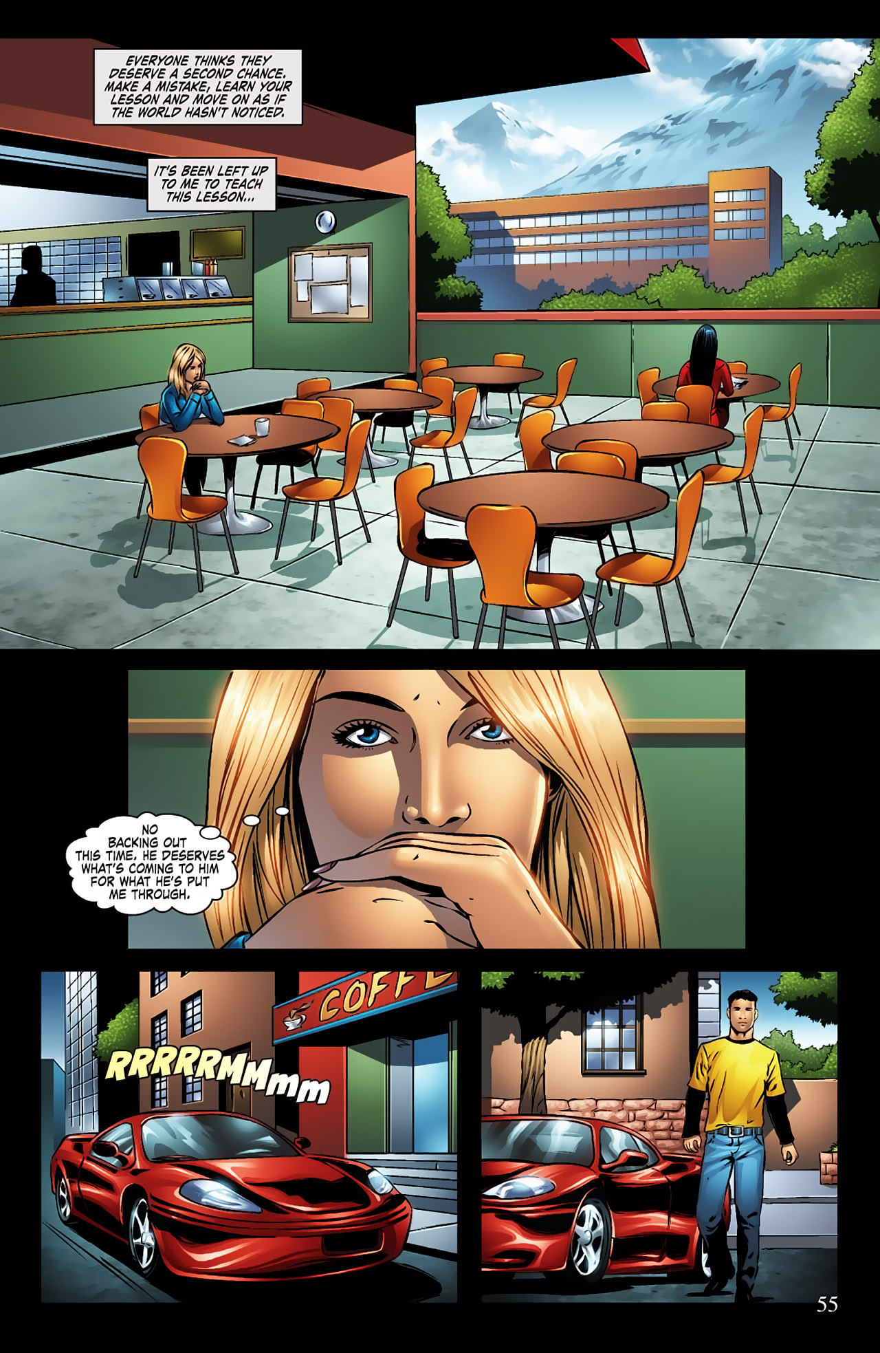 Grimm Fairy Tales (2005) Issue #9 #12 - English 2