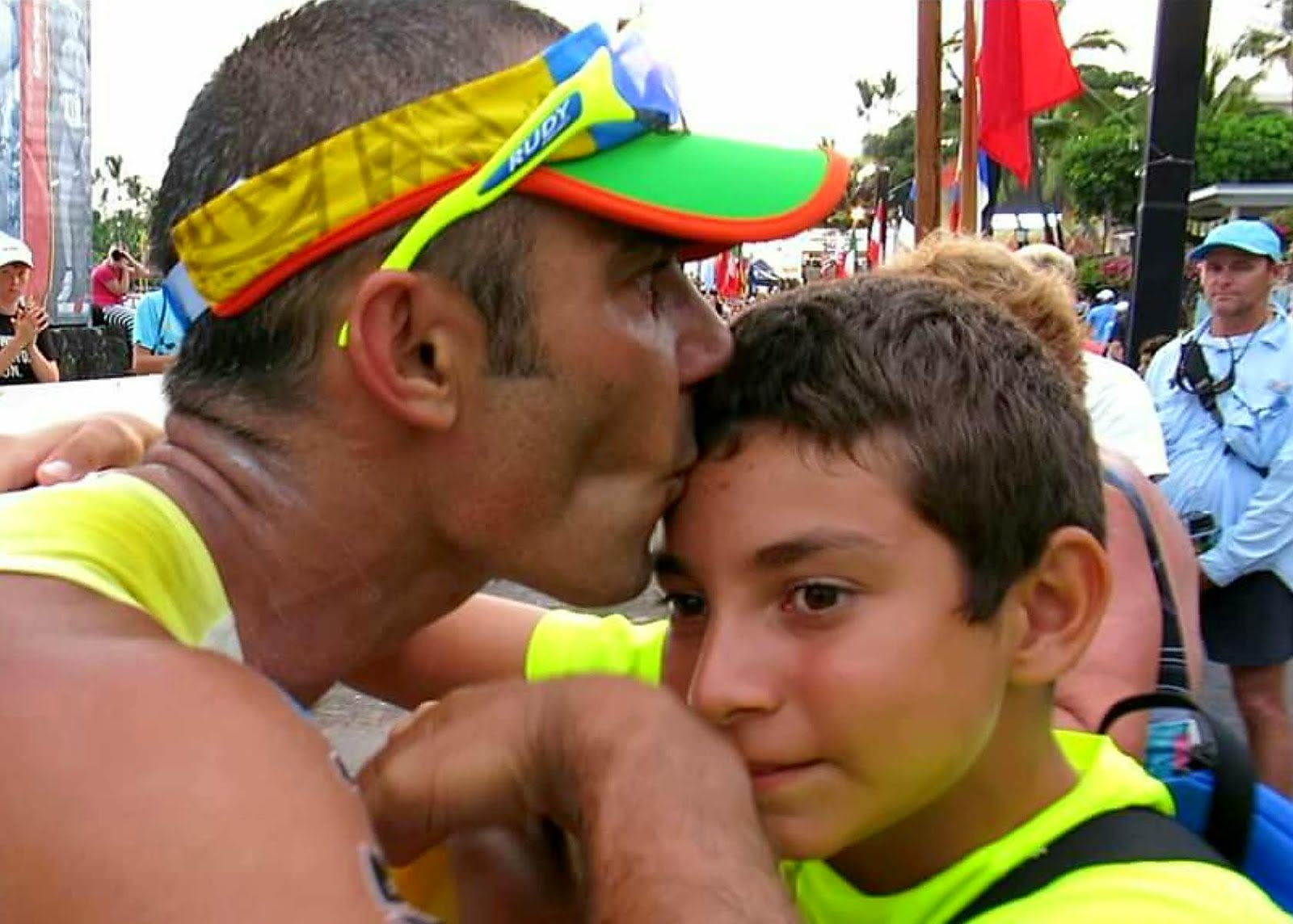 Mundial Ironman 2013 . Hawaii.