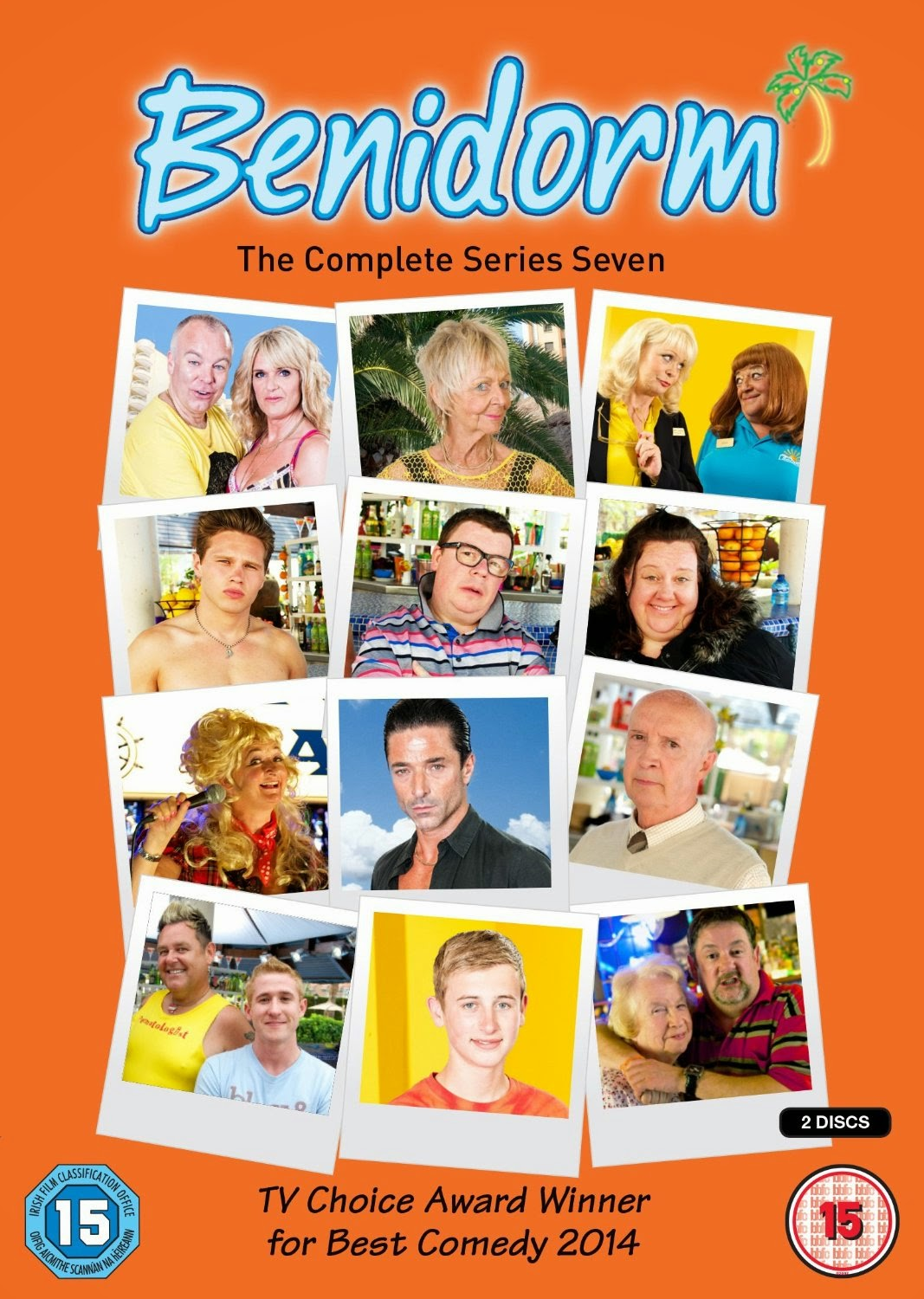 BENIDORM SEASON 7 ON DVD  FEBRUARY 23RD 2015