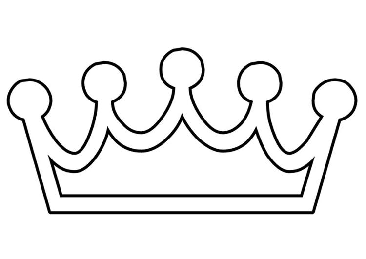 Dibujos de coronas de princesas - Imagui