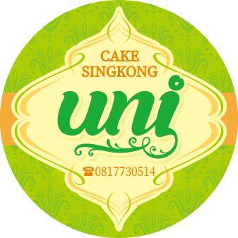 Toko Online Cake Singkong Uni