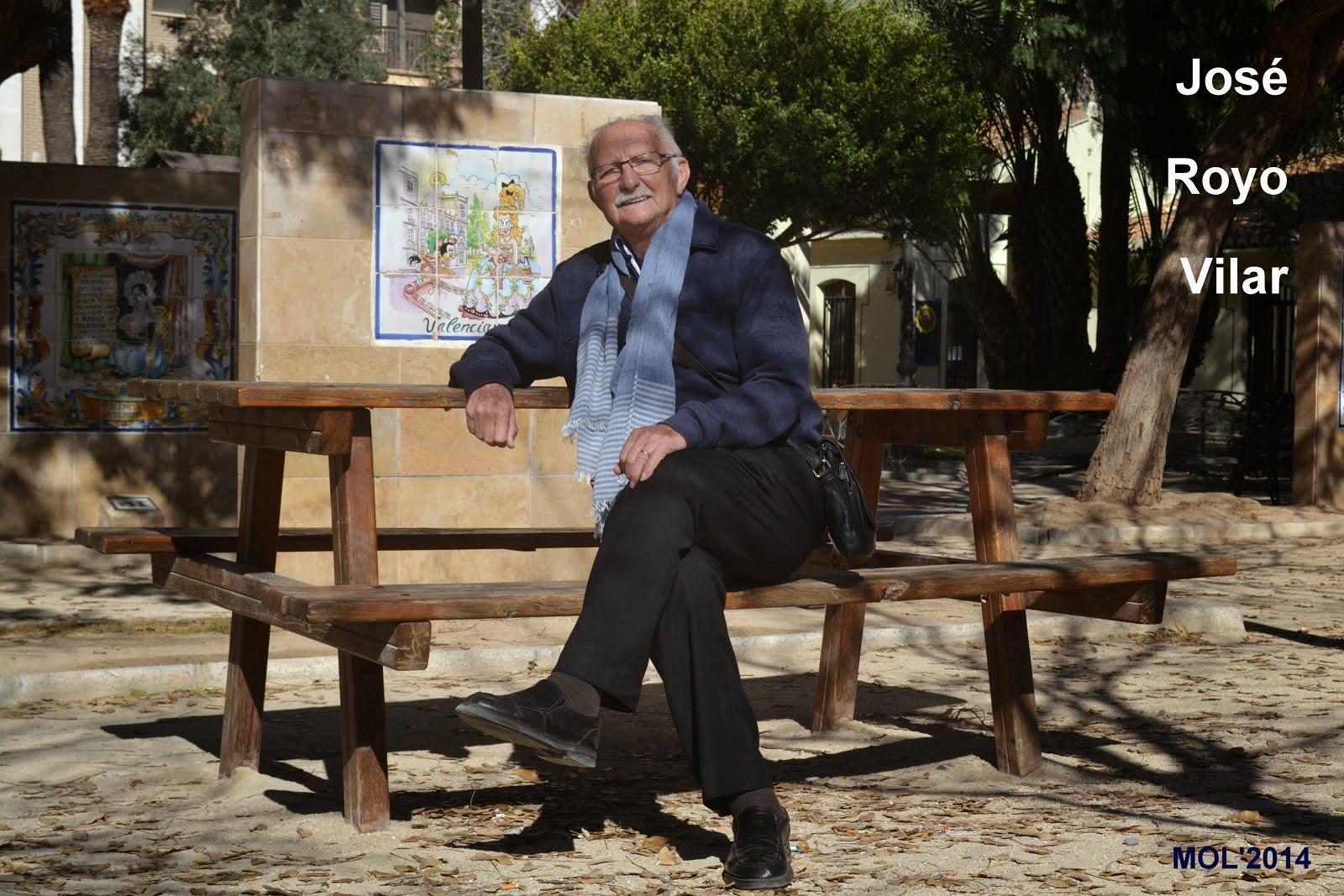"""MAESTROS ARTESANOS CERAMISTAS: JOSÉ ROYO VILAR """"EL MORENET"""""""
