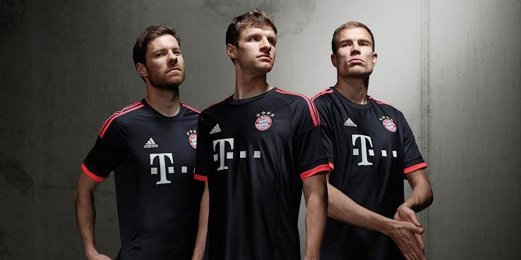 Oficial: Nueva camiseta alternativa adidas del Bayern Munich