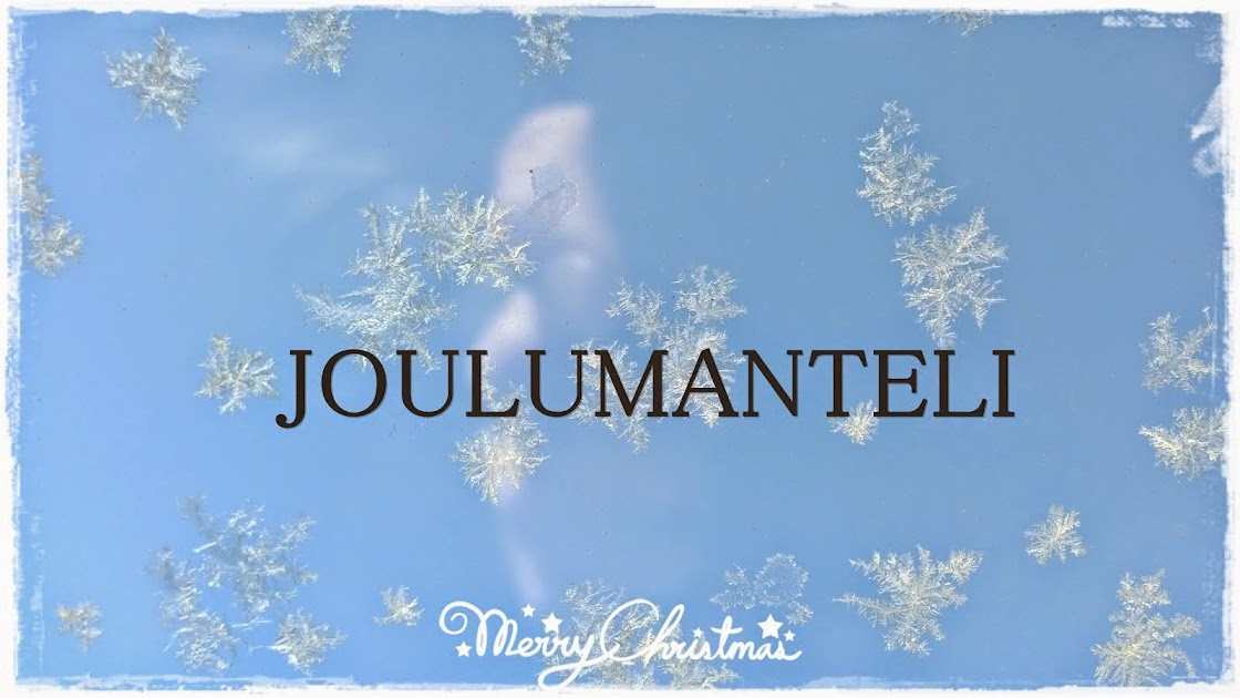 JOULUMANTELI