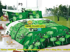 Harga V-bed Sprei Kembang #p3 No.1 King Size 180×200 Jual