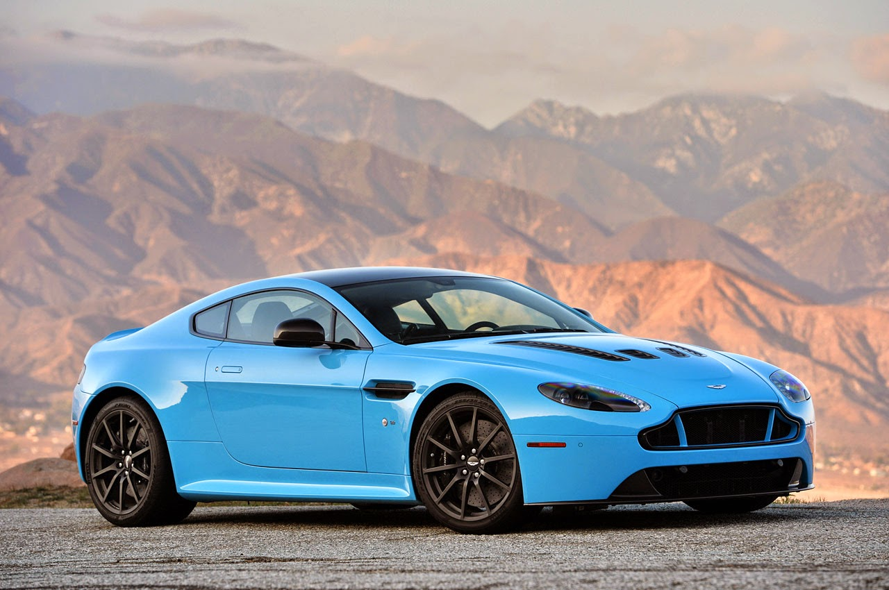 Aston Martin V12 Vantage 2015 HD Picture