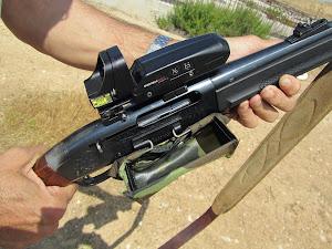 Recovain para rifles