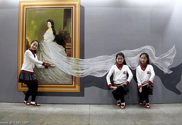 صور رباعية الابعاد مجسمة