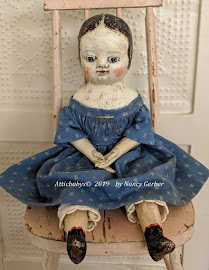 ~SOLD~    Etsy Dolls