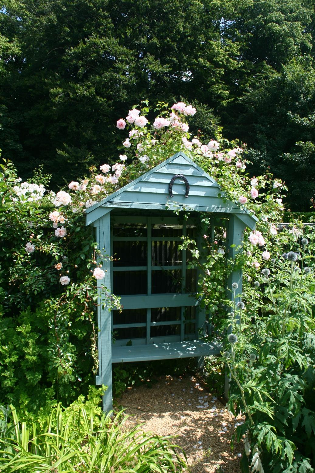 Yorkshire Cottage: Barnsdale Gardens
