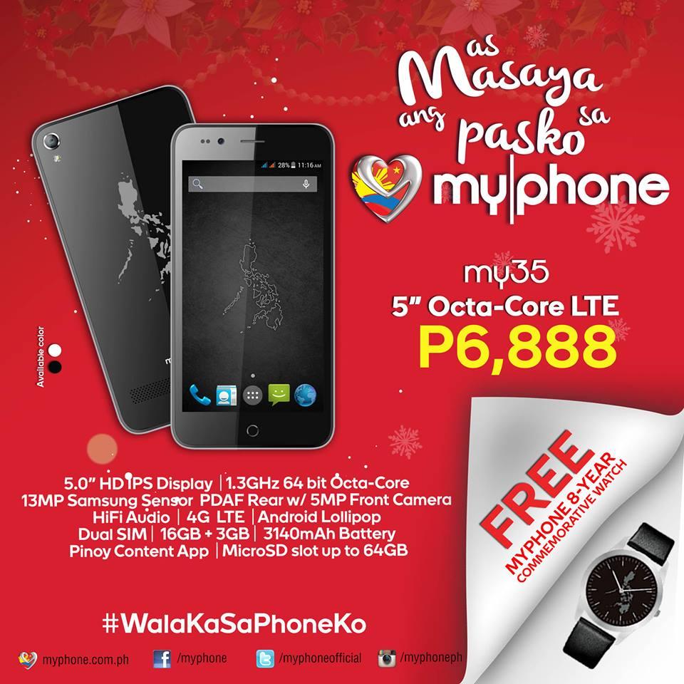 MyPhone My35