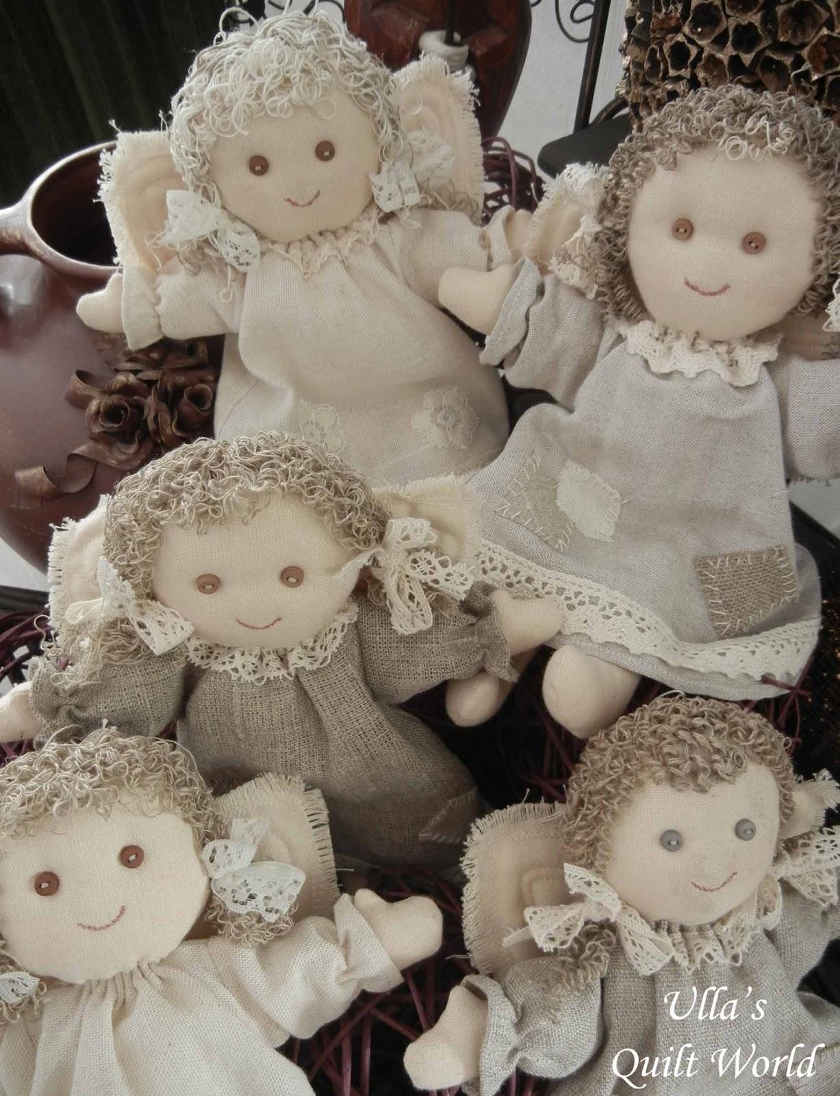 Ангелочки из ткани своими руками шаблоны фото 937