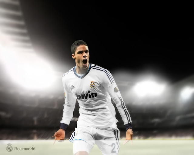 Varane New wallpaper picture HD real madrid 2013 - 2014