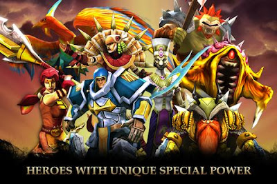 Legendary Heroes APK 1.6.2 Download