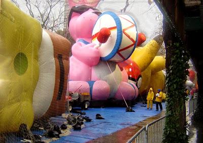 Macy's Thanksgiving Day Parade Clip Art