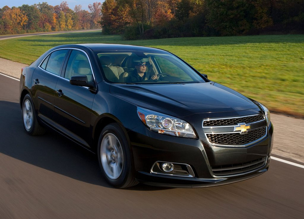 Sport Car Garage 2013 Chevrolet Malibu Eco