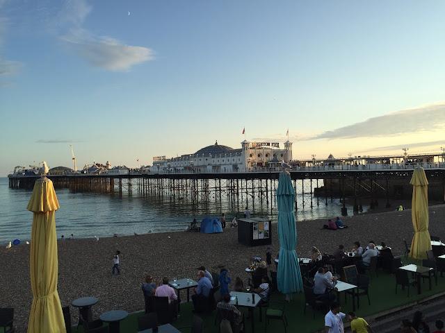 Brighton Pier Summer 2015