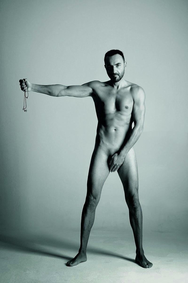 hot men nude