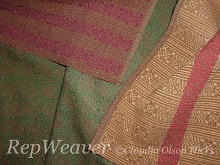 Towels by RepWeaver, Warp #89