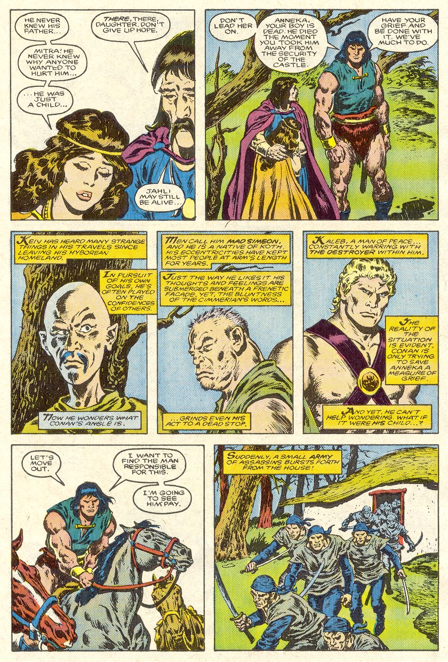 Conan the Barbarian (1970) Issue #188 #200 - English 4