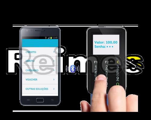 Maquina de Cartao de Credito Mobile Pelo Celular Pessoa Fisica CPF