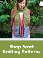 Shop Scarf Knitting Patterns