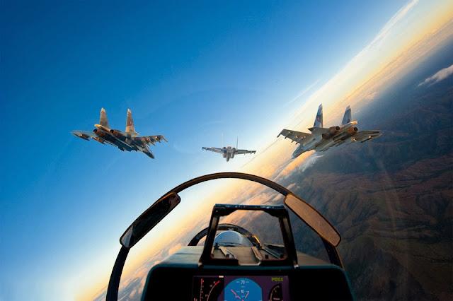 Pemerintah Anggarkan Rp 540 miliar Untuk Simulator Sukhoi, PT DI Ajukan Penawaran