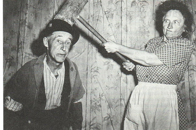 Ma And Pa Kettle ~ The world complex why do ma and pa play in a rigged market