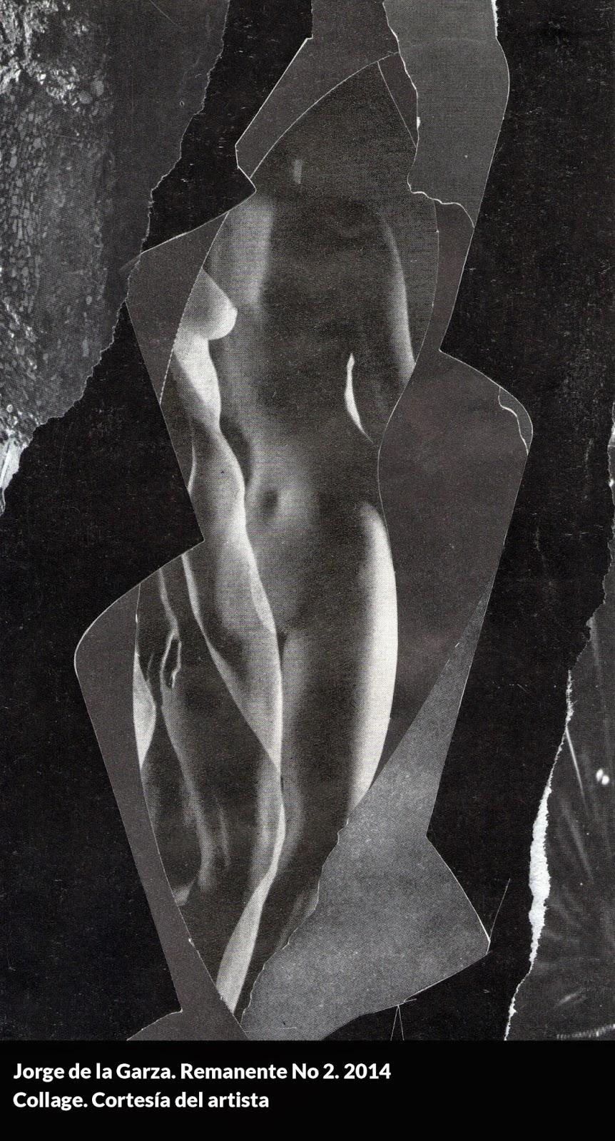 Collage fotográfico y de ilustraciones en el Museo de Arte Carrillo Gil