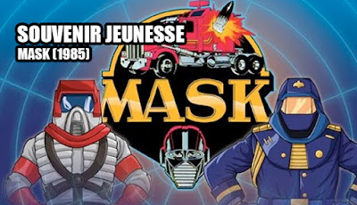mask dessin anime